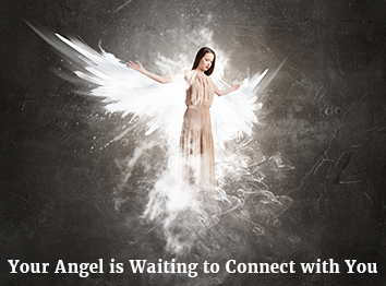 Your Angel Is Waiting To Connect With You | Linda Evangeline