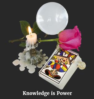 Knowledge is Power | Linda Evangeline
